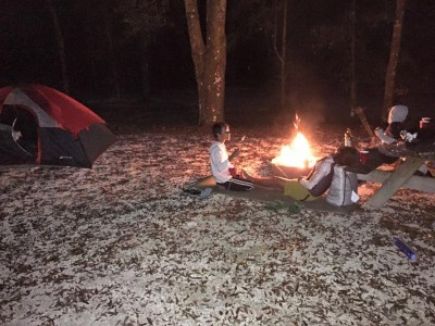 camping adventure trip orlando