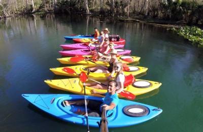 kayak orlando econ river florida