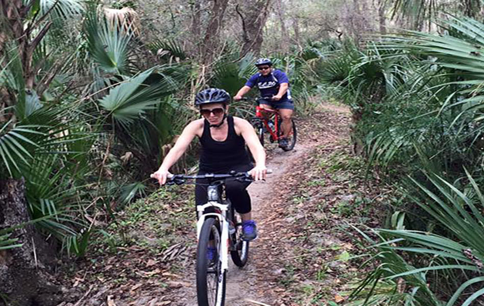 mountain biking orlando