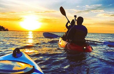 Florida Kayaking Sunset Tour with Bioluminescence