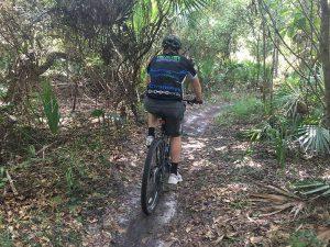 mountain biking near Orlando - BK Adventure tour