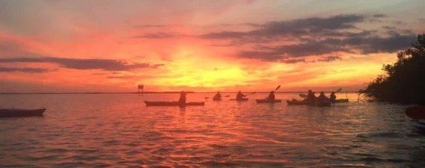 Orlando Area Kayaking Tours - Perfect Date Night Adventure