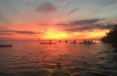 Orlando Kayaking Tours Date Night