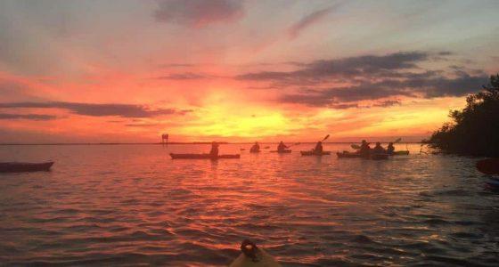 Orlando Kayaking Tours Date Night