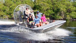 Airboat Rides Everglades