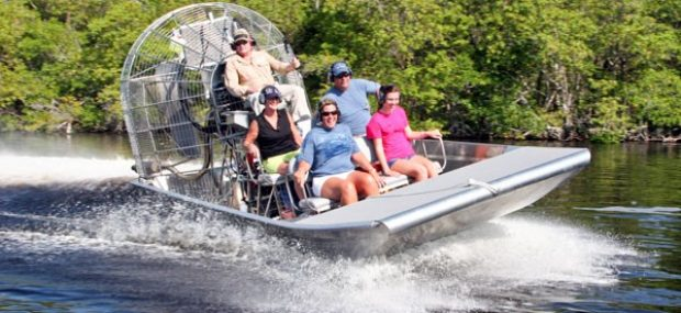 Airboat Rides Everglades