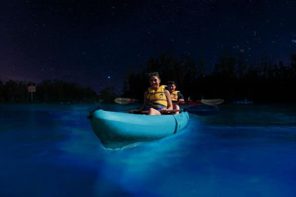 Bioluminescent Kayaking Amp Rafting Florida S Best