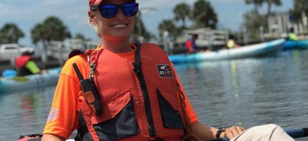 Ashley Konon Tours Manager BK Adventure Florida