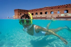 Dry Tortugas Florida Snorkeling
