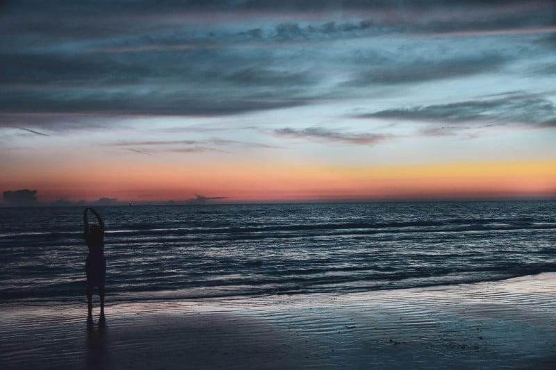 Florida Dawn Beach