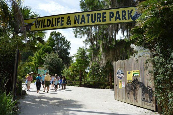 wild florida adventure park