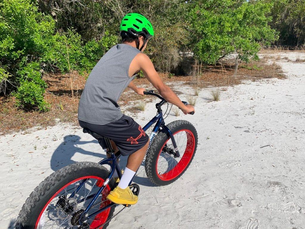 Florida Fat Tire Bike Tour - Space Center