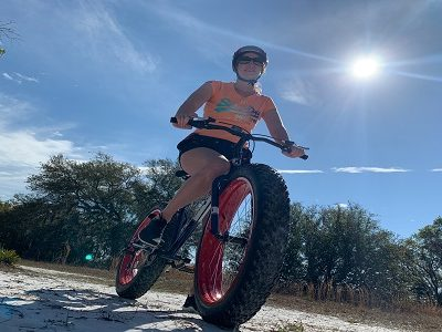 Fat Tire Bike Tour Florida Space Coast