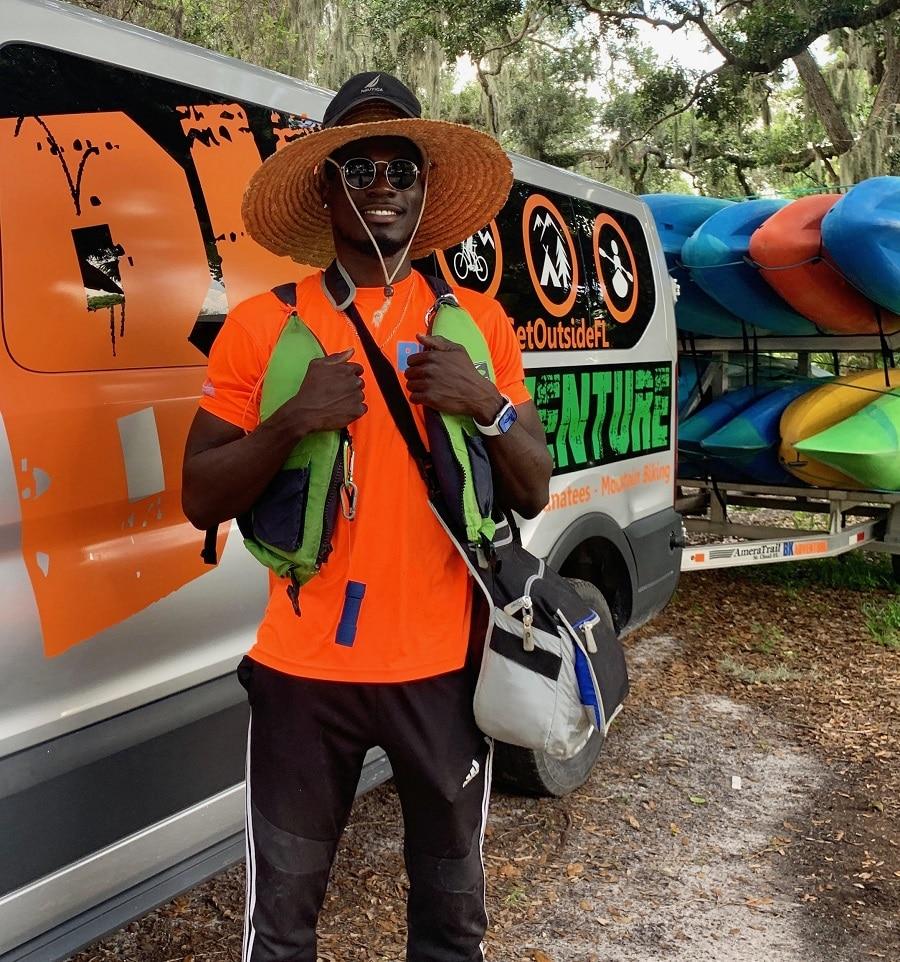 BK Adventure Florida Guide Kamary Browne