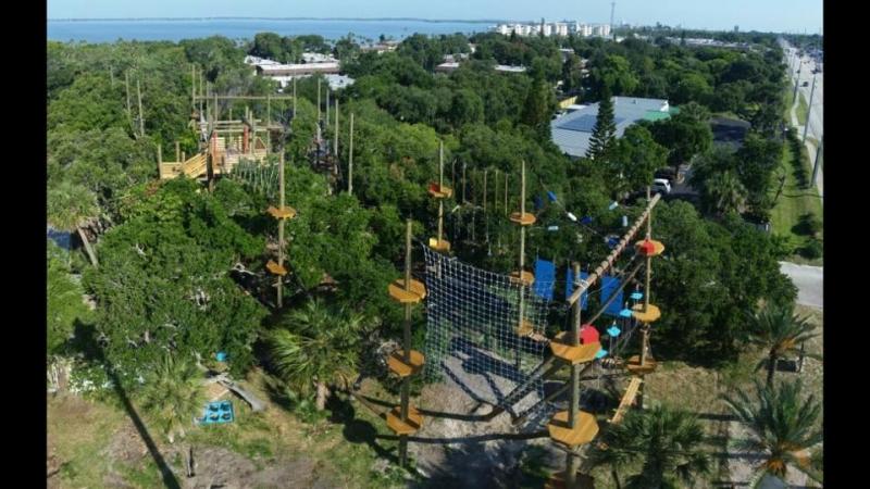 adventure park cocoa beach