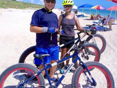 fat tire bike rentals titusville florida