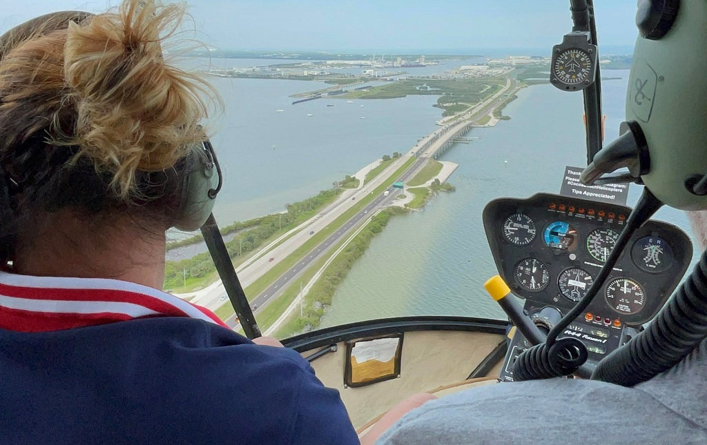 cocoa beach helicopters