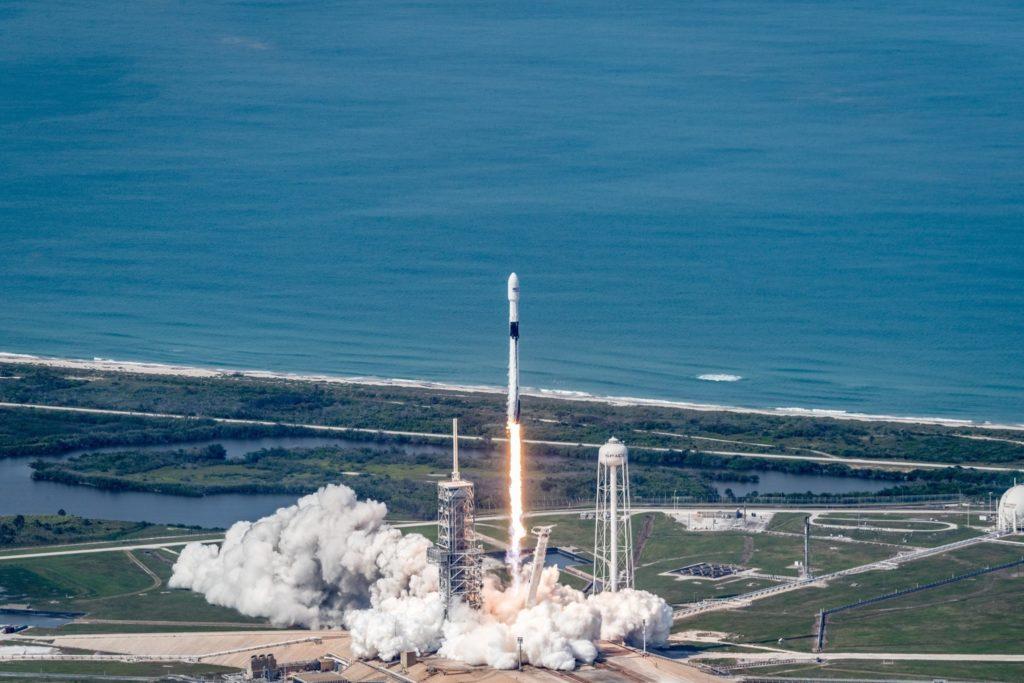 cocoa beach area rocket launch